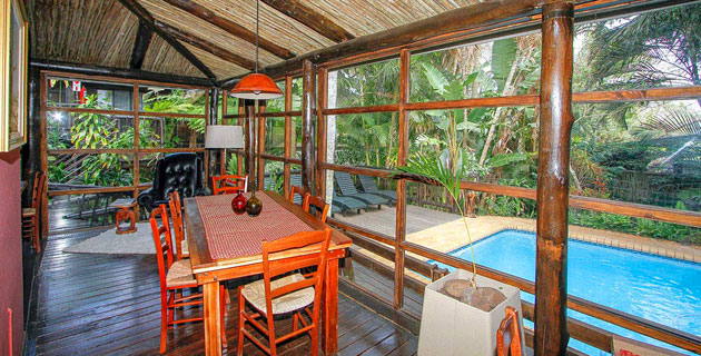 umlilo lodge, st lucia, tree house, accommodation, lodge, bed and breakfast, guest house, conferencing, functions, weddings, maputuland holidays