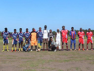 iSimangaliso Dukuduku Sports Tournament